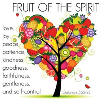 Image result for image Galatians 5:22-23